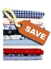 Save on Fabric