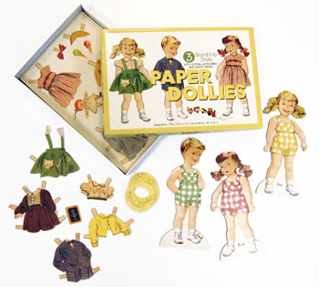 Paper Dollies