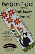 Purrfectly Pieced Part 2 Patchwork Posies