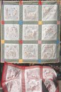 Friendships Garden Quilt