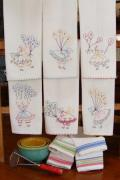 Kitchen Helpers Tea Towels