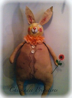 Clay Cloth Bunny