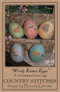 Wooly Easter Eggs