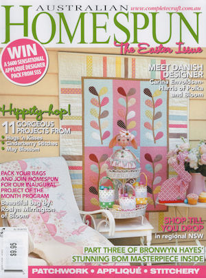 Homespun Volume 107 Easter Issue