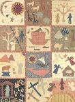 BIBLE QUILT BLOCKS 7 - 8