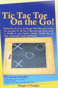 Tic Tac Toe On The Go!