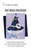 Boo Moon Pincushion