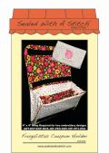Coupon Holder Serge-Broidery