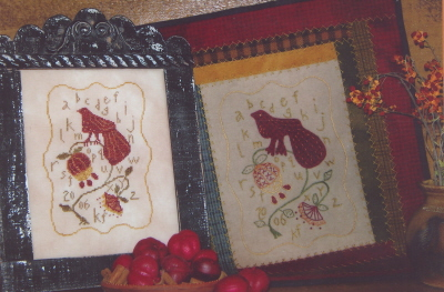 Tail Feathers Sampler