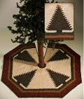 Tall Pines Tree Skirt